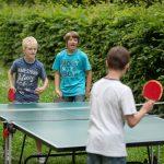Arche Worbis Freizeit Tischtennis